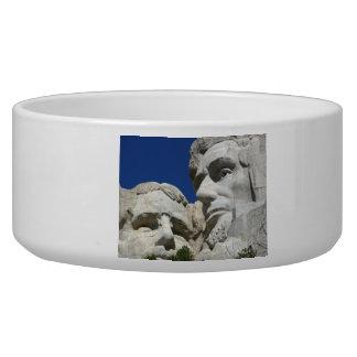 Mount Rushmore Detail Bowl