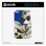 Mount Rushmore Detail Decal For iPod Touch 4G
