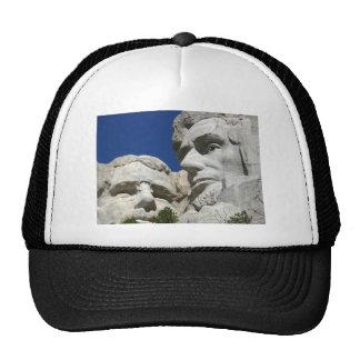 Mount Rushmore Detail Trucker Hats