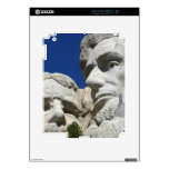 Mount Rushmore Detail Skin For The iPad 2