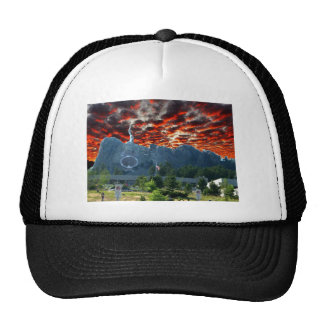 Mount Rushmore Gets a Makeover Trucker Hat