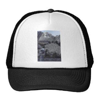 Mount Rushmore Trucker Hats
