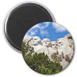 Mount Rushmore magnet magnet