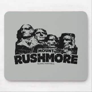 Mount Rushmore Mouse Pad