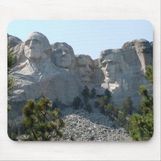 Mount Rushmore Mouse Pads