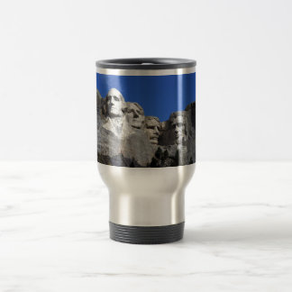 Mount Rushmore National Memorial Monument 15 Oz Stainless Steel Travel Mug