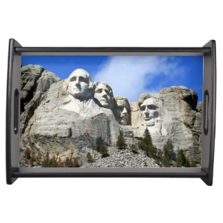 Mount Rushmore National Memorial photo Serving Tray