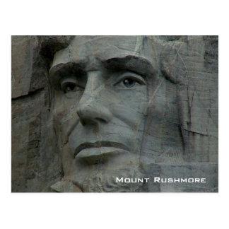 Mount Rushmore National Memorial Post Cards