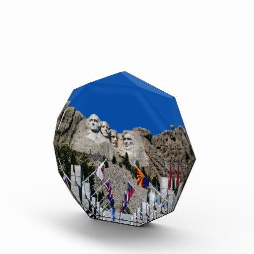 Mount Rushmore National Memorial South Dakota Award