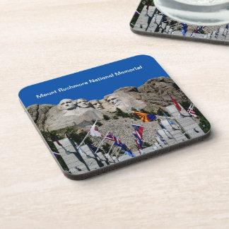 Mount Rushmore National Memorial South Dakota Coasters
