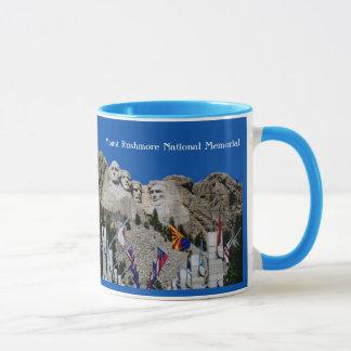 Mount Rushmore National Memorial South Dakota Mug