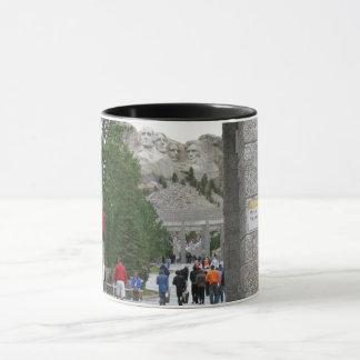 Mount Rushmore National Memorial, South Dakota Mug