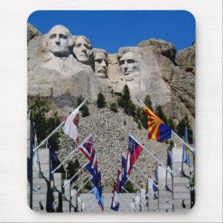 Mount Rushmore National Memorial Souvenir Mouse Pad