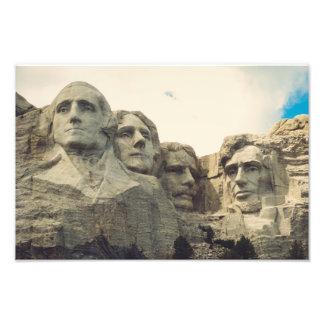 Mount Rushmore Photo Print