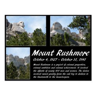 Mount Rushmore Series #3 Postcard