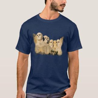Mount Rushmore Skulls T-Shirt