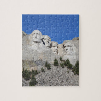 Mount Rushmore South Dakota Presidents USA America Jigsaw Puzzle
