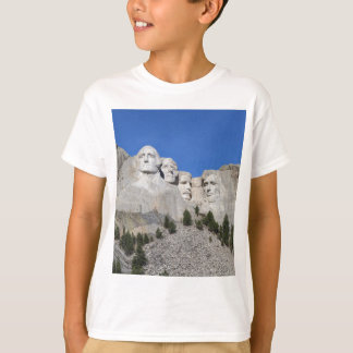 Mount Rushmore South Dakota Presidents USA America T-Shirt