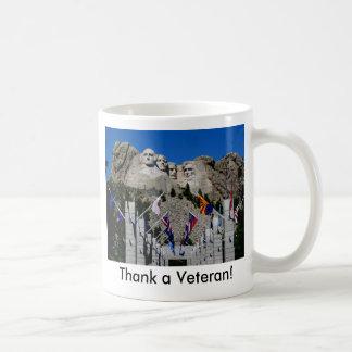 Mount Rushmore South Dakota Souvenir Coffee Mug