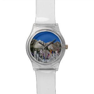 Mount Rushmore South Dakota Souvenir Wrist Watch