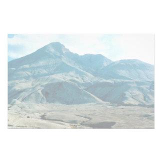 Mount Saint Helens Crater, Washington, USA Stationery