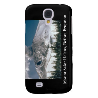 Mount Saint Helens - Pre-Eruption Samsung Galaxy S4 Cover