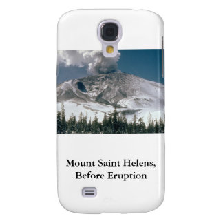 Mount Saint Helens - Pre-Eruption Samsung S4 Case