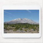 Mount Saint Helens wide angle early summer Mouse Pads