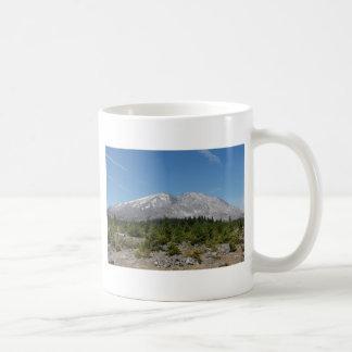 Mount Saint Helens wide angle early summer Coffee Mug