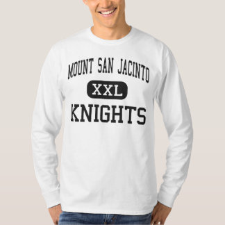 Mount San Jacinto - Knights - Cathedral City T-Shirt