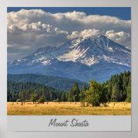 MOUNT SHASTA #2 PRINT