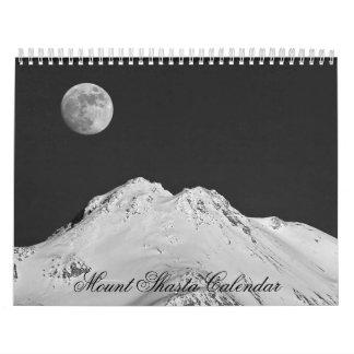 MOUNT SHASTA CALENDAR