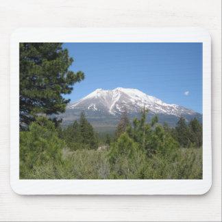 Mount Shasta California Mouse Pad