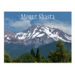 Mount Shasta California Postcards