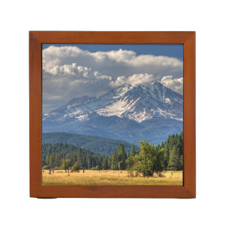 MOUNT SHASTA FROM NEAR McCLOUD Pencil/Pen Holder