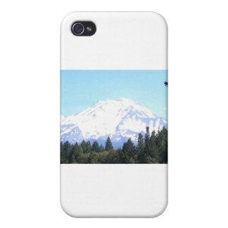 Mount Shasta iPhone 4/4S Case