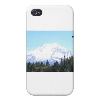 Mount Shasta iPhone 4 Case