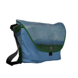 Mount Shasta: The Runaway Bride I SDL Bag 1 Messenger Bags