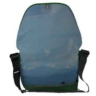 Mount Shasta: The Runaway Bride I SDL Bag 2 Courier Bags