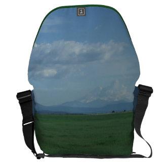 Mount Shasta: The Runaway Bride III SDL Bag 2 Messenger Bag