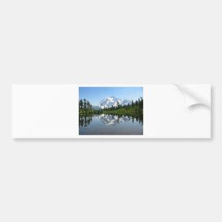 Mount Shuksan Bumper Sticker