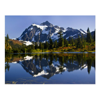 Mount Shuksan postcards