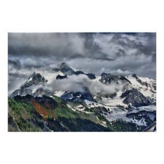 Mount Shuksan Poster