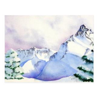 Mount Sneffels Postcard