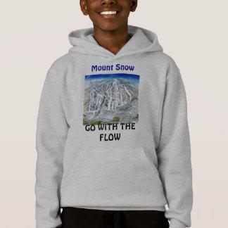 Mount snow hoodie