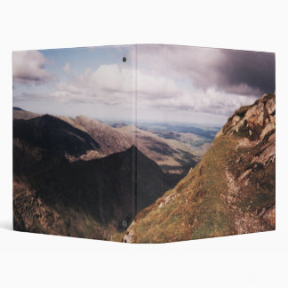 Mount Snowdon 3 Ring Binder