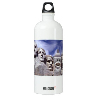 Mount Sockmore Aluminum Water Bottle
