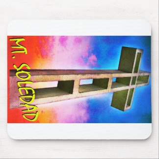 Mount Soledad Cross #1 Mouse Pad