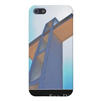 Mount Soledad Cross iPhone SE/5/5s Case