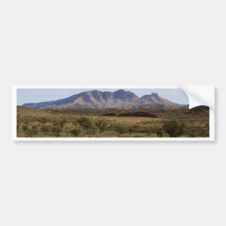 Mount Sonder, Central Australian Outback Bumper Sticker